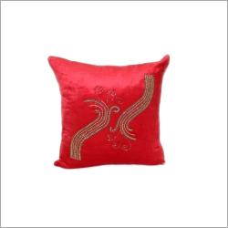 Designer Red Cushion