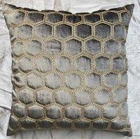 Silk Home Decor Cushion