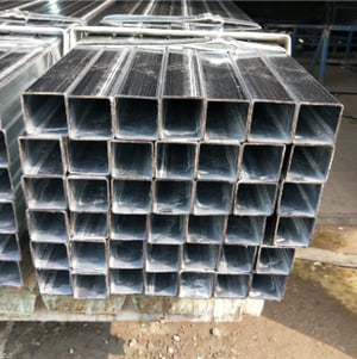 pre galvanized square tube Q195 pre galvanized square /rectangular tube