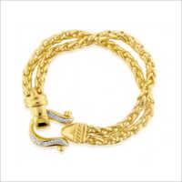 Ladies Golden Bracelet