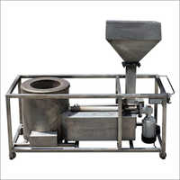 Continuous Feeding Cookstove