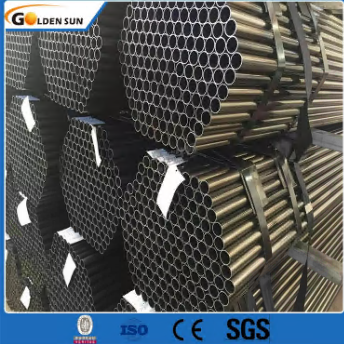 Steel ERW black pipe