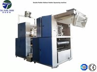 Sequeezing Double Padder machine for knitting fabric