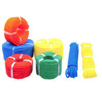 Multicolor HDPE Rope
