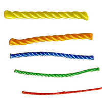 Yellow HDPE Rope