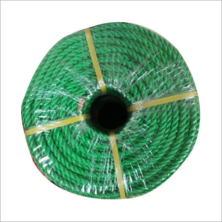 Color Polypropylene Rope