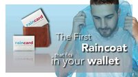 Wallet type Raincard
