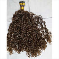 Curly I Tip Hair Extension