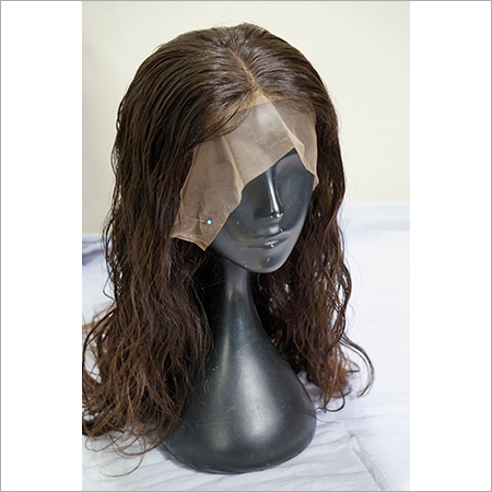 Front Lace Wavy Wig