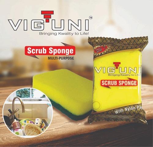Scrub Sponge (Nylon)