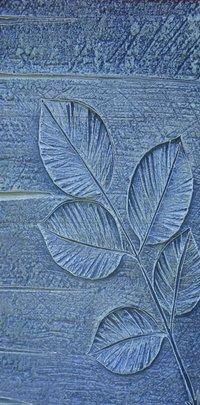 Grey leaf Saint Blast Tile