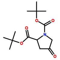 BOC-4-OXO-L-PROLINE TERT-BUTYL ESTER