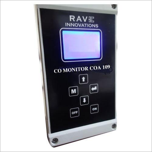 Portable CO Monitor