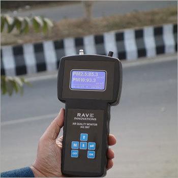 Portable Dust Monitor