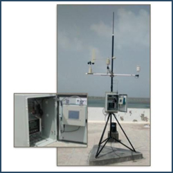 LAN based Automatic Weather Station