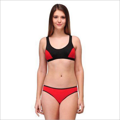 Cotton Sport Bikini