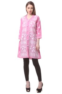 Ladies Chikankari Kurta
