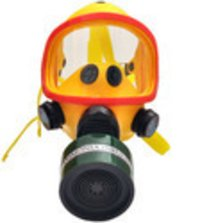 Canister Gas Full Face Mask
