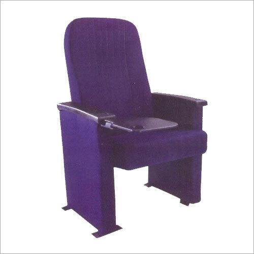 Purple Training Room Chair