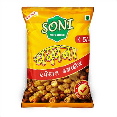 Spicy Namkeen Carbohydrate: 39.80 Grams (G)