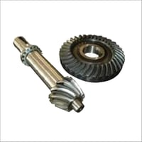 Crown And Pinion Gear