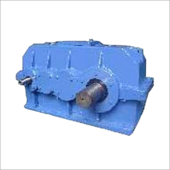 4 Stage Helical Gear Box