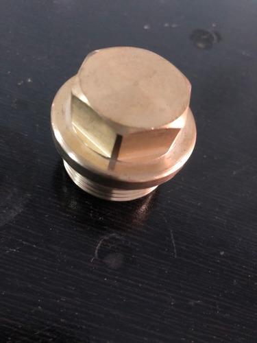 Brass Oil Nut