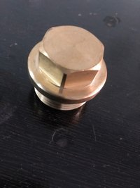 Brass Oil Nut