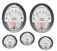 Galaxy Magnehelic Gauge Model G2000-250MM Range 0-250 MM WC