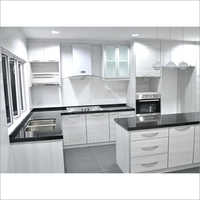 Modular Kitchen L Shaped Kitchen With Island By Ideas Modular Kitchens Modular Kitchen India Online