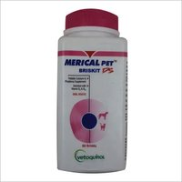 MERICAL PET BRISKIT 60S-FEED SUPLIMENT