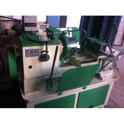 GI Pipe Threading Machine