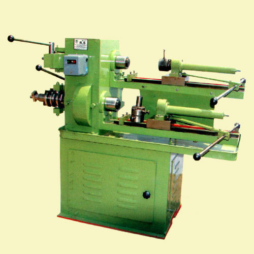 Iron Pipe Threading Machine