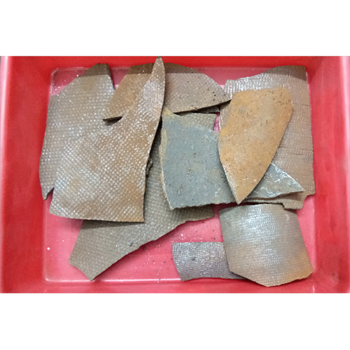 Leather  Offcuts  Mixed  greys Italian 1  kilo Buy 1 get 500 grams free !
