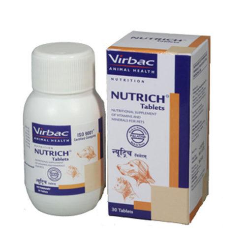NUTRICH TABS 30S