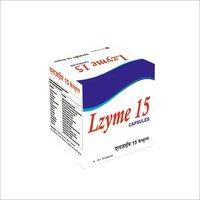 Lzyme 15 Capsules