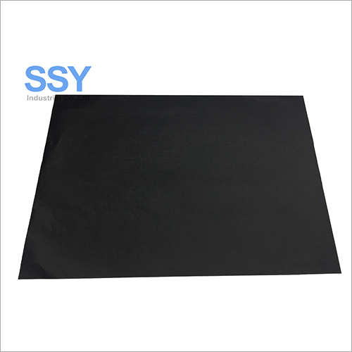 Black RFID EMI Blocking Fabric