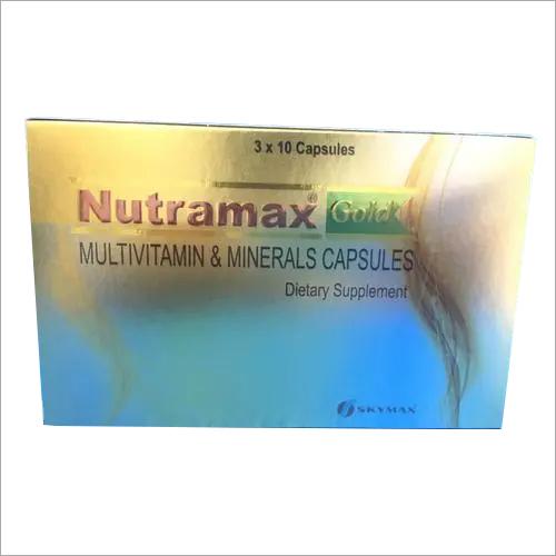 Multivitamin & Minerals Capsules