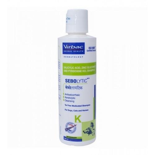 Sebolytic Shampoo Sodium Salicylate Pyridoxine H