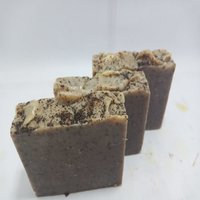 Coffee Exfloiating handmade Soap