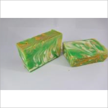 Jasmin And Geranium Handmade Organic Soap
