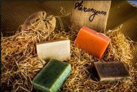 Hand Made Organic Shampoo Soap