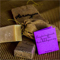 Lavender And Cedarwood Shampoo Bar