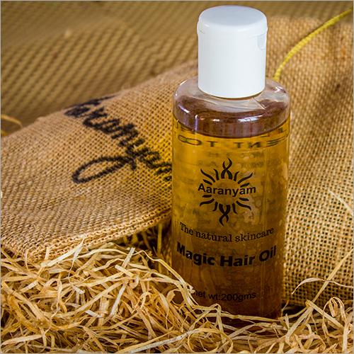 Magic Hair Oil
