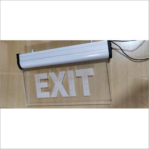 LED Exit Signage