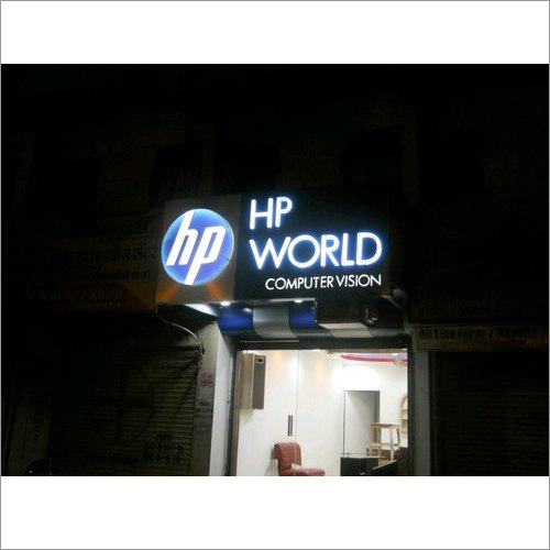 Acrylic LED Signage Board