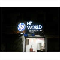 Acrylic LED Signage Board