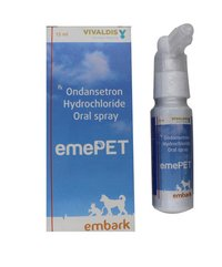 EMEPET 15ML-ONDANCETRON HYDROCHLORIDE 2MG