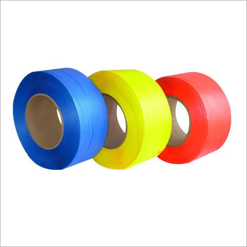Colour Plastic Strapping Roll