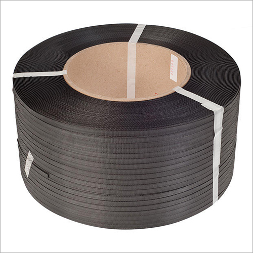 Black PP Strapping Roll